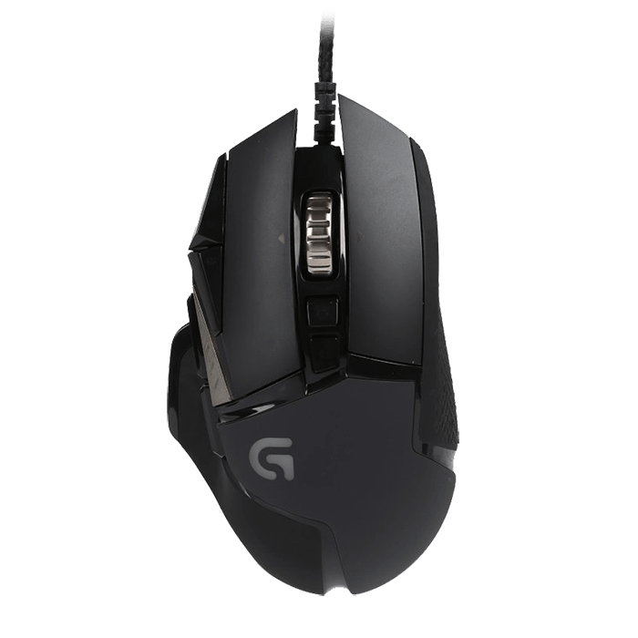 Proteus Spectrum G502, RGB LED Illumination, 11 Buttons, 12000dpi, Wired USB, Black, Retail Optical Gaming Mouse