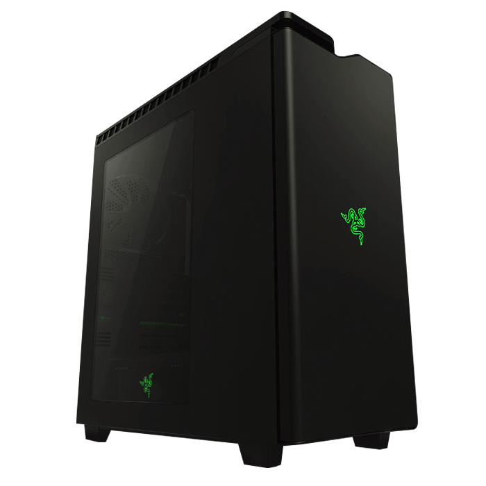 H Series H440 Razer Edition w/ Window, No PSU, ATX, Black, Mid Tower Case