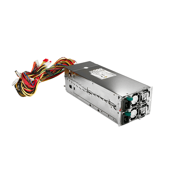 750W 2U 80+ Gold High Efficiency Redundant Power Supply