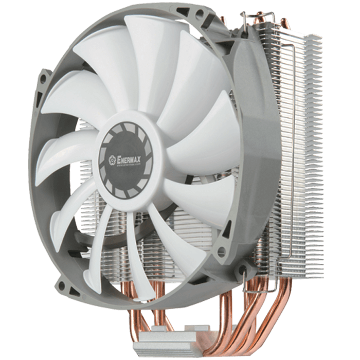 ETS-T40F-RF, Socket 2011-3/1151/AM3+/FM1/FM2+, 166mm Height, 200W TDP, Copper/Aluminum, Retail CPU Cooler