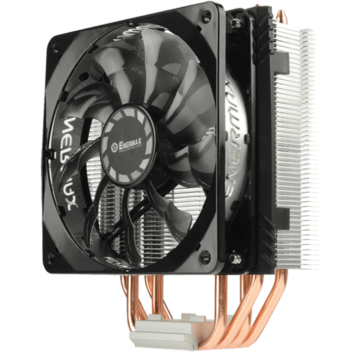 ETS-T40F-TB, Socket 2011-3/1151/AM3+/FM1/FM2+, 162mm Height, 200W TDP, Copper/Aluminum, Retail CPU Cooler