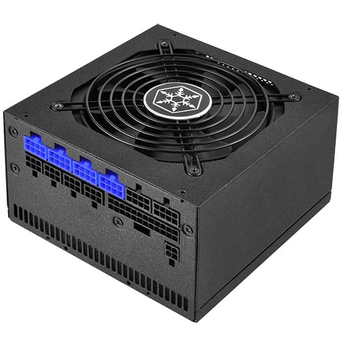 Strider Titanium Series SST-ST60F-TI 600W, 80 PLUS Titanium, Full Modular, ATX Power Supply
