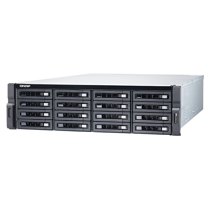 TDS-16489U 3U Server for Computing and Storage, Intel® Xeon® E5-2620 v3 / 2, DDR4-2133 1TB ECC LRDIMM / 16 (128GB ECC RDIM 8 x16GB included), SAS3 / 20, 10Gbe SFP+ / 4, GbLAN / 2, 650W Rdt PSU
