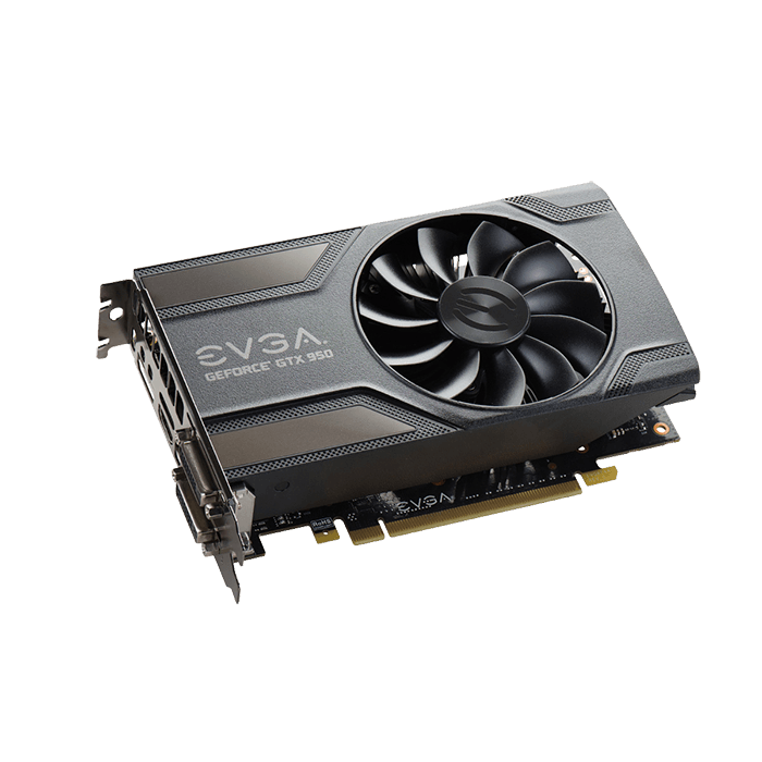 GeForce GTX 950 SC GAMING 02G-P4-1958-KR, 1127 - 1317MHz, 2GB GDDR5 128-Bit, PCI Express 3.0 Graphics Card