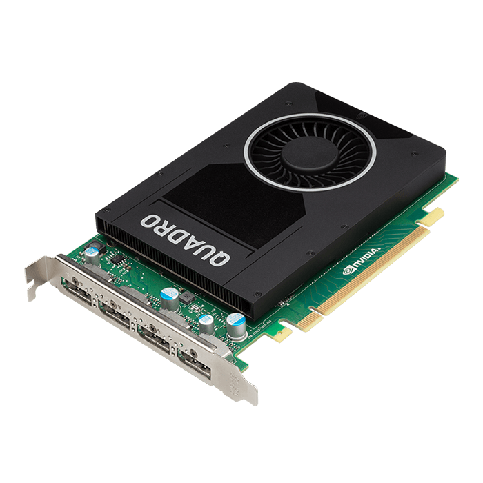 Quadro M2000 VCQM2000-PB, 4GB GDDR5 128-Bit, PCI Express 3.0 Graphics Card