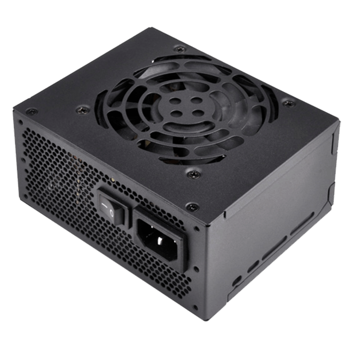SFX Series SST-SX550 550W, 80 PLUS Gold, Semi Modular, SFX Power Supply