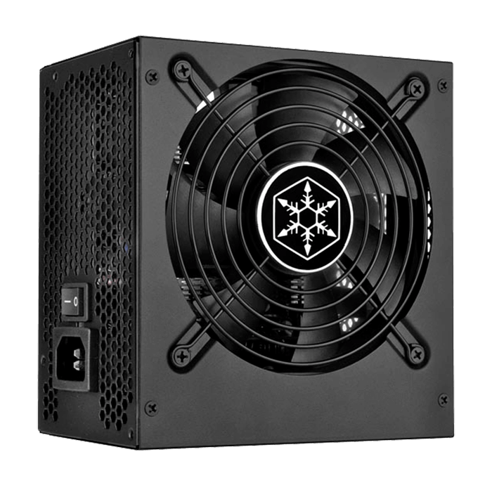 Strider Platinum Series SST-ST55F-PT 550W, 80 PLUS Platinum, Full Modular, ATX Power Supply