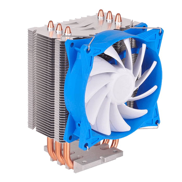 Argon Series SST-AR08, Socket 2011-3/1151/AM3+/FM2+, 134mm Height, Copper/Aluminum, Retail CPU Cooler