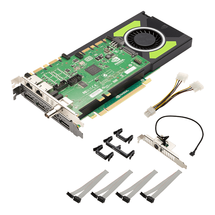 Quadro M4000 Sync VCQM4000SYNC-PB, 8GB GDDR5 256-Bit, PCI Express 3.0 Graphics Card