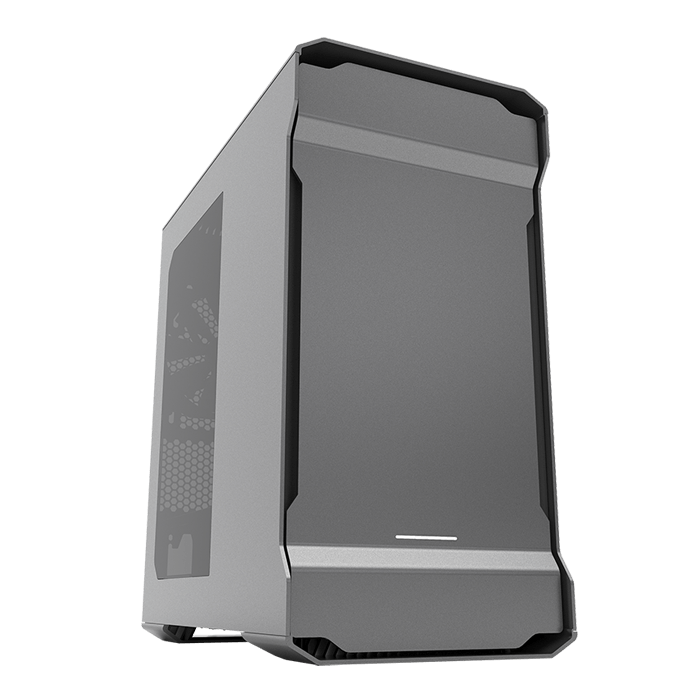 Enthoo Series Evolv mATX Grey w/ Window, No PSU, microATX, Mini Tower Case
