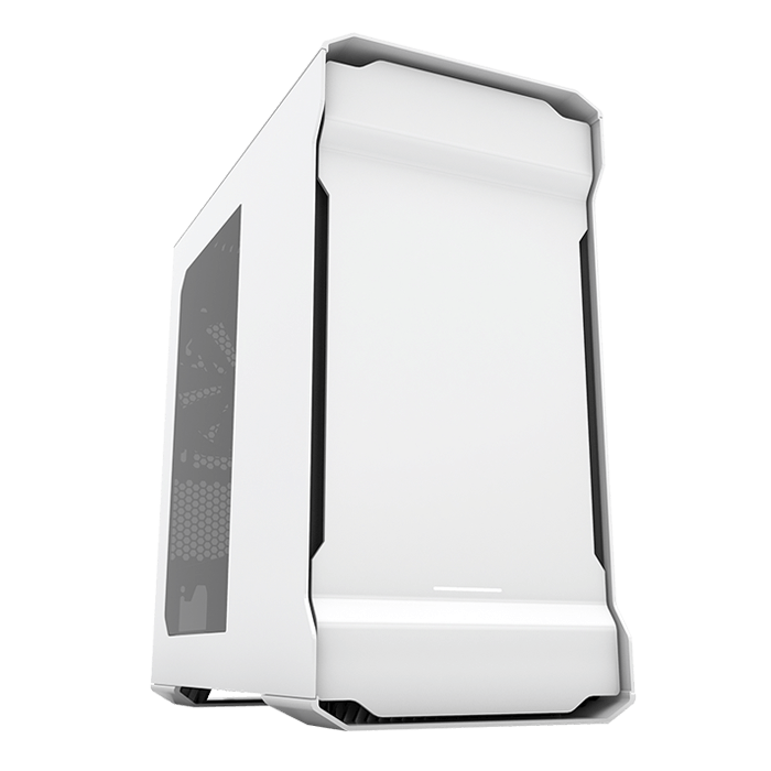 Enthoo Series Evolv mATX White w/ Window, No PSU, microATX, Mini Tower Case