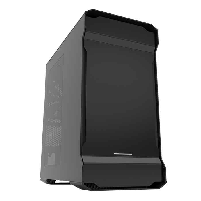 Enthoo Series Evolv mATX Black w/ Window, No PSU, microATX, Mini Tower Case