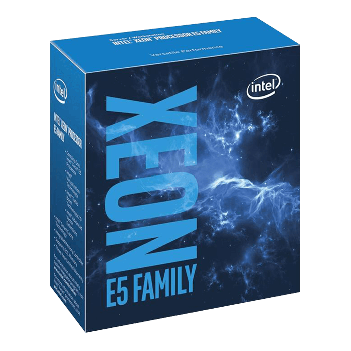 Xeon E5-1620 v4 Quad-Core 3.5 - 3.8GHz TB, LGA 2011-3, 10MB L3 Cache, DDR4, 14nm, 140W, Retail Processor