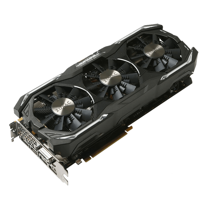 GeForce GTX 1070 AMP Extreme, 1632 - 1835MHz, 8GB GDDR5 256-Bit, PCI Express 3.0 Graphics Card