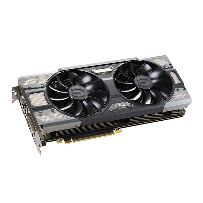 GeForce GTX 1070 FTW DT GAMING ACX 3.0, 1506 - 1683MHz, 8GB GDDR5 256-Bit, PCI Express 3.0 Graphics Card