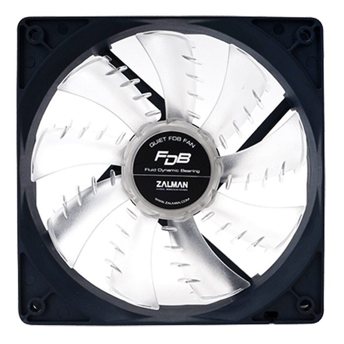 ZM-F2 FDB(SF) 92mm, 1500 RPM, 23 dBA Cooling Fan