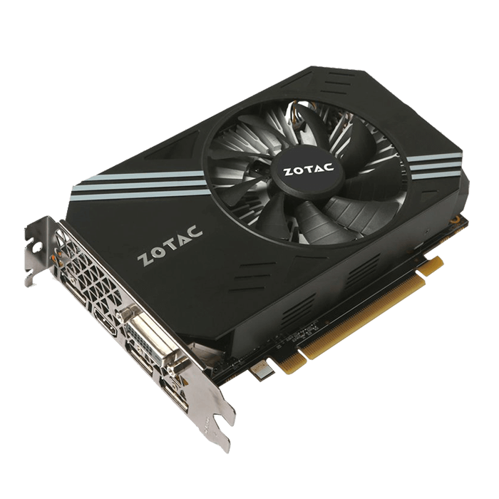 GeForce GTX 1060 Mini, 1506 - 1708MHz, 6GB GDDR5 192-Bit, PCI Express 3.0 Graphics Card