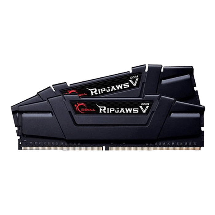 32GB Kit (2 x 16GB) Ripjaws V DDR4 2800MHz, PC4-22400, CL14 (14-14-14-35) 1.2V, Non-ECC, Black, DIMM Memory