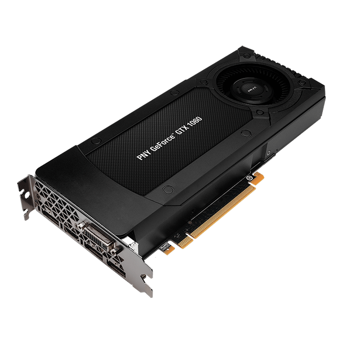 GeForce GTX 1060 CG, 1506 - 1708MHz, 6GB GDDR5 192-Bit, PCI Express 3.0 Graphics Card