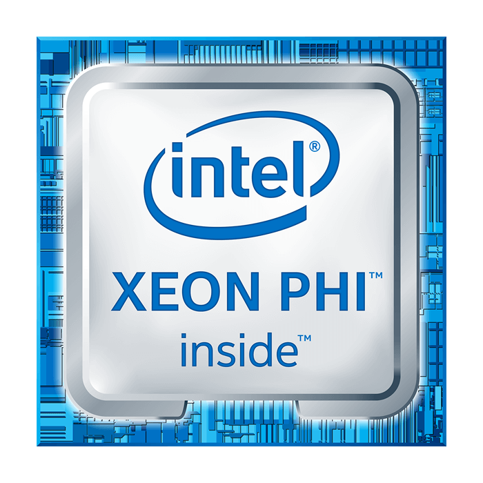 Xeon Phi 7210 Sixty Four-Core 1.3 - 1.5GHz TB, LGA 3647, 32MB L2 Cache, DDR4, 14nm, 215W, OEM Processor