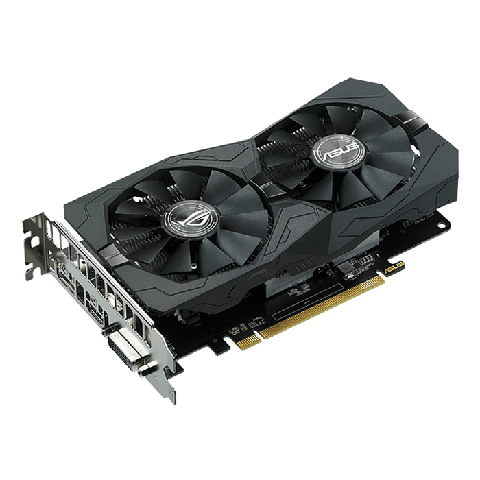 Radeon RX 460 STRIX-RX460-4G-GAMING, 1200 - 1220MHz, 4GB GDDR5 128-Bit, PCI Express 3.0 Graphics Card