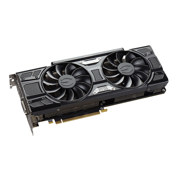 GeForce GTX 1060 3GB FTW+ GAMING ACX 3.0, 1632 - 1860MHz, 3GB GDDR5 192-Bit, PCI Express 3.0 Graphics Card