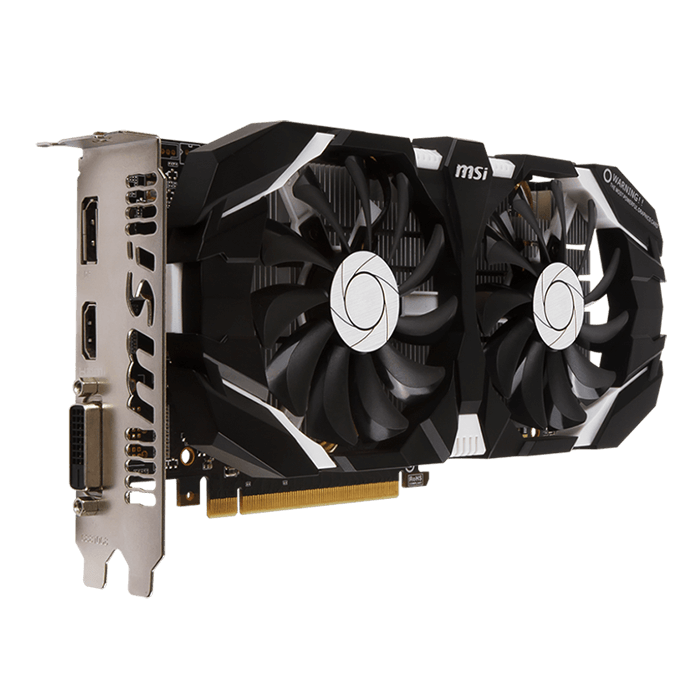 GeForce GTX 1060 3GT OC, 1544 - 1759MHz, 3GB GDDR5 192-Bit, PCI Express 3.0 Graphics Card