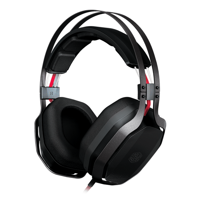 MasterPulse w/ Microphone, Over Ear w/ Bass FX, 3.5mm, Black, Retail Gaming Headset