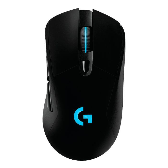 G403 Prodigy, RGB Lighting, 6 Buttons, 12000dpi, Wired/Wireless USB, Black, Retail Optical Gaming Mouse