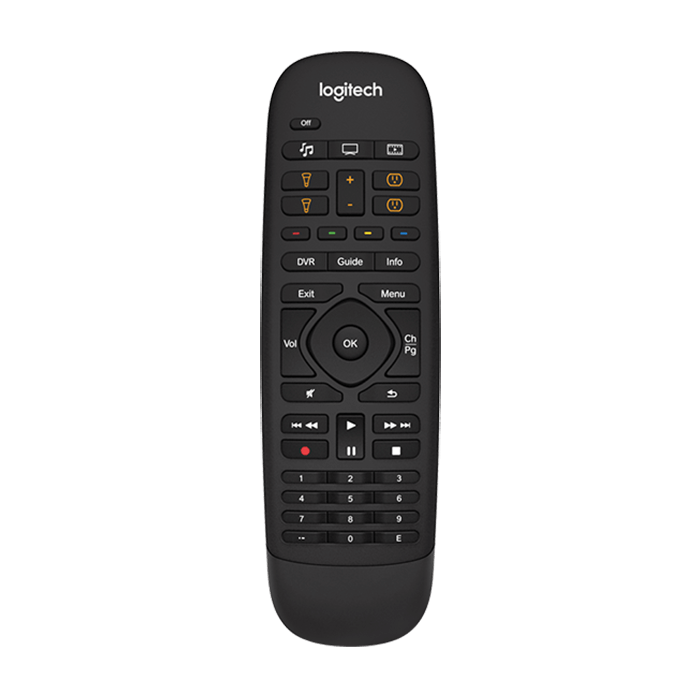 Harmony Companion Remote Control for Smart Home and Entertainment Devices
