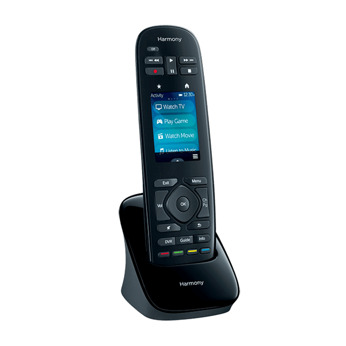 Harmony Ultimate One Touch Screen IR Remote Control