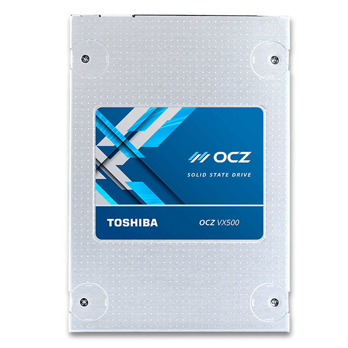 512GB VX500 7mm, 550 / 515 MB/s, MLC, SATA 6Gb/s, 2.5-Inch Retail SSD