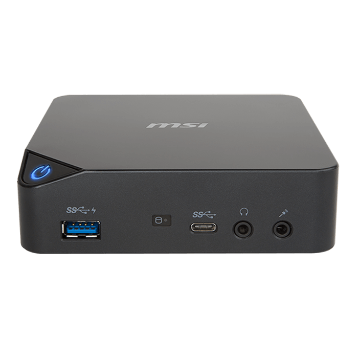 Cubi 2 Barebone, Intel Kaby Lake Core i7-7500U, DDR4-2133 SODIMM 32GB / 2, M.2, SATA, HDMI, mini-DisplayPort, 3 x USB 3.1, 1 x USB 3.1 Type-C, GbLAN, WiFi, Bluetooth 4.2
