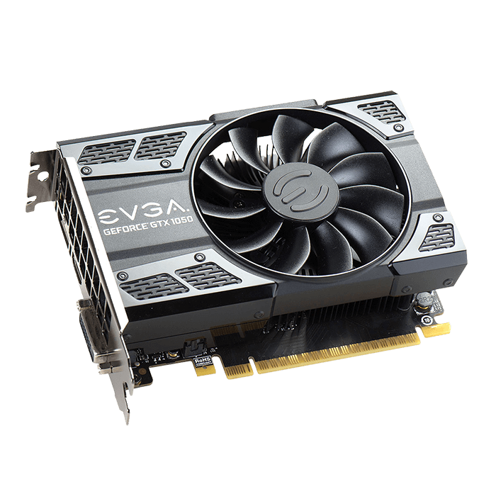 GeForce GTX 1050 GAMING, 1354 - 1455MHz, 2GB GDDR5 128-Bit, PCI Express 3.0 Graphics Card