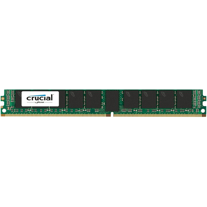 16GB Dual-Rank PC3-12800 DDR3 1600MHz CL11 1.35V SDRAM DIMM, ECC Unbuffered VLP Memory