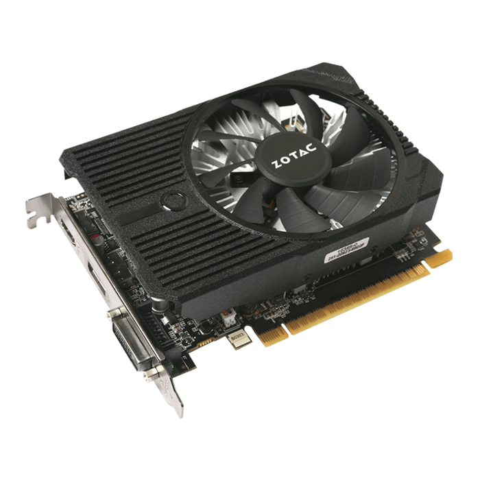 GeForce GTX 1050 Mini, 1354 - 1455MHz, 2GB GDDR5 128-Bit, PCI Express 3.0 Graphics Card