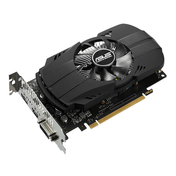 GeForce GTX 1050 Ti PH-GTX1050TI-4G, 1290 - 1392MHz, 4GB GDDR5 128-Bit, PCI Express 3.0 Graphics Card