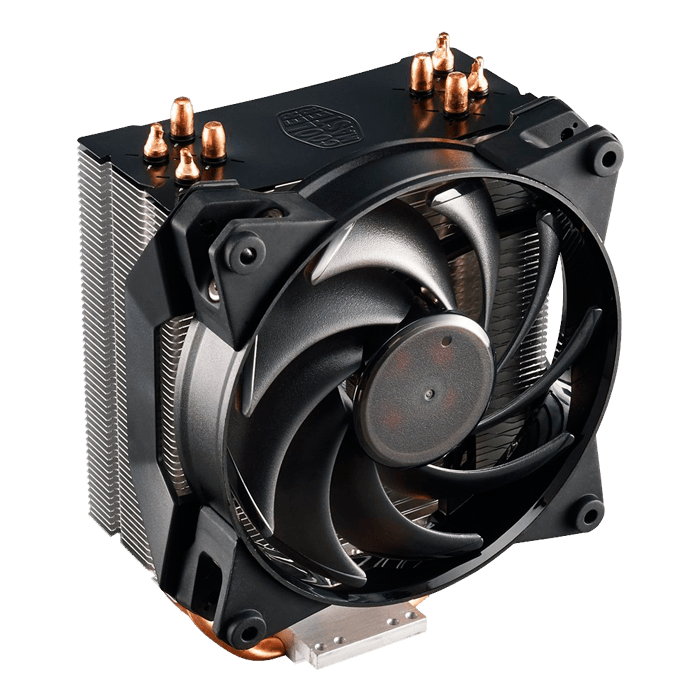 MasterAir Pro 4, 158mm Height, Copper/Aluminum CPU Cooler