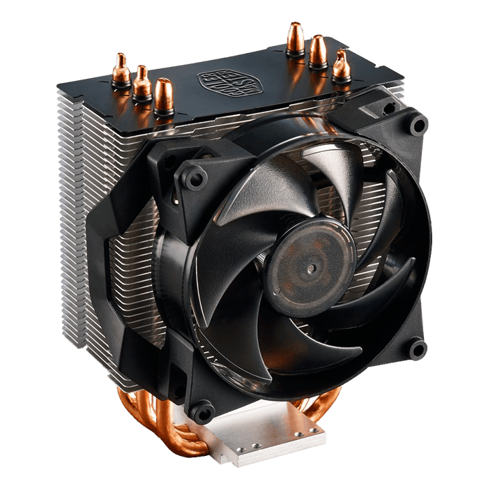 MasterAir Pro 3, 140mm Height, Copper/Aluminum CPU Cooler