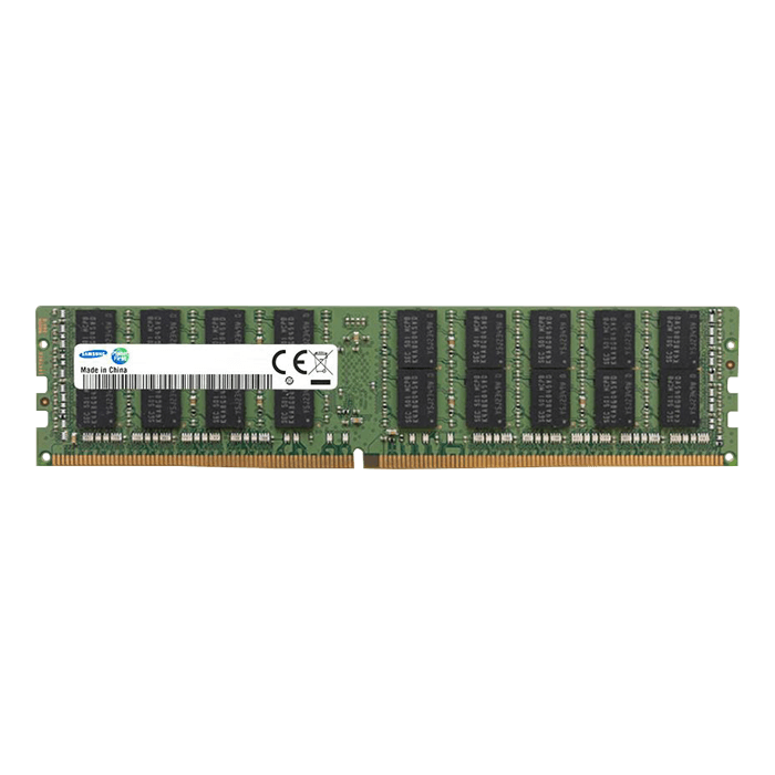 32GB Dual-Rank PC4-19200 DDR4 2400MHz CL17 1.2V SDRAM DIMM, ECC Load Reduced Memory