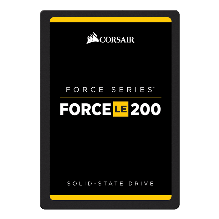 120GB Force LE200 7mm, 550 / 500 MB/s, TLC NAND, SATA 6Gb/s, 2.5-Inch OEM SSD