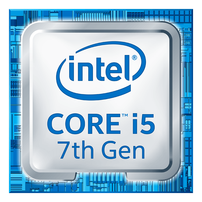 Core i5-7400 Quad-Core 3.0 - 3.5GHz TB, HD Graphics 630, LGA 1151, 6MB L3 Cache, DDR3L / DDR4, 14nm, 65W, OEM Processor