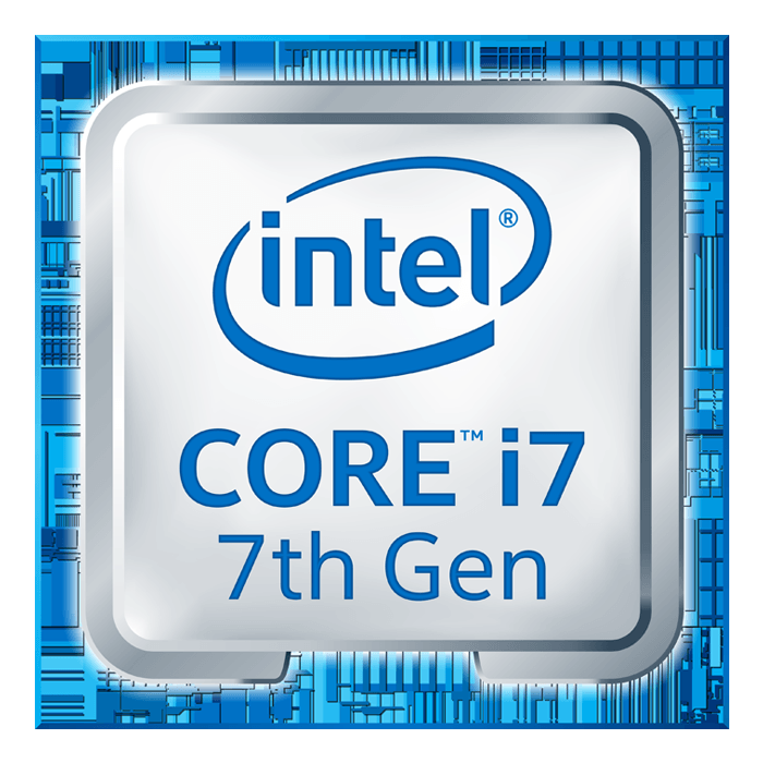 Core i7-7700 Quad-Core 3.6 - 4.2GHz TB, HD Graphics 630, LGA 1151, 8MB L3 Cache, DDR3L / DDR4, 14nm, 65W, OEM Processor