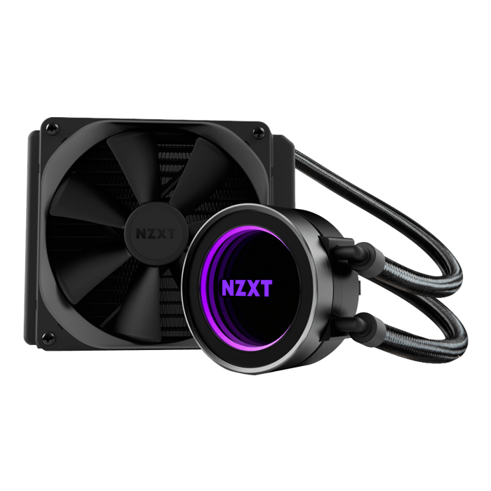 Kraken X42 140mm, Socket 2011-3/1151/AM3+/FM2+ Retail Liquid Cooling System