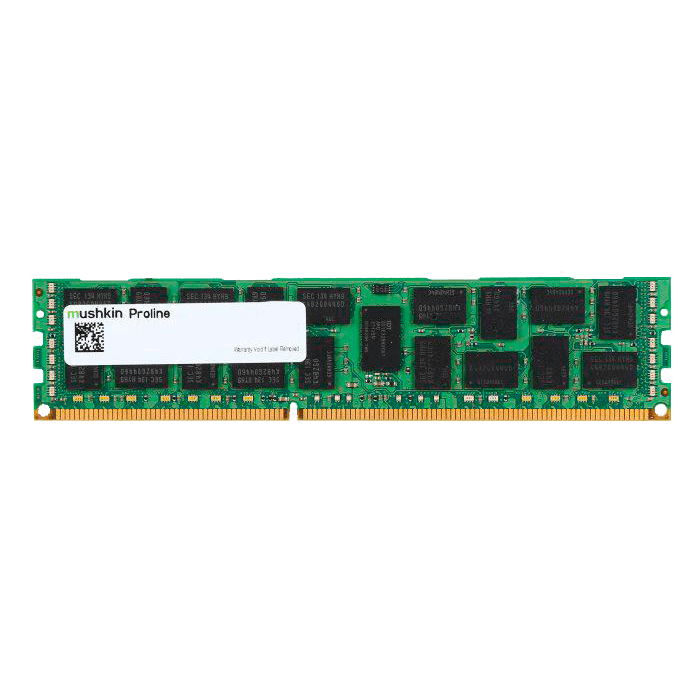 8GB Dual-Rank PC4-17000 DDR4 2133MHz CL15 1.2V SDRAM DIMM, ECC Unbuffered Memory