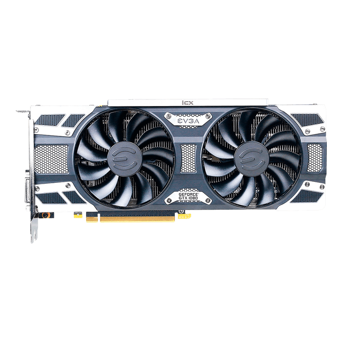 GeForce GTX 1080 SC2 GAMING iCX, 1708 - 1847MHz, 8GB GDDR5X 256-Bit, PCI Express 3.0 Graphics Card