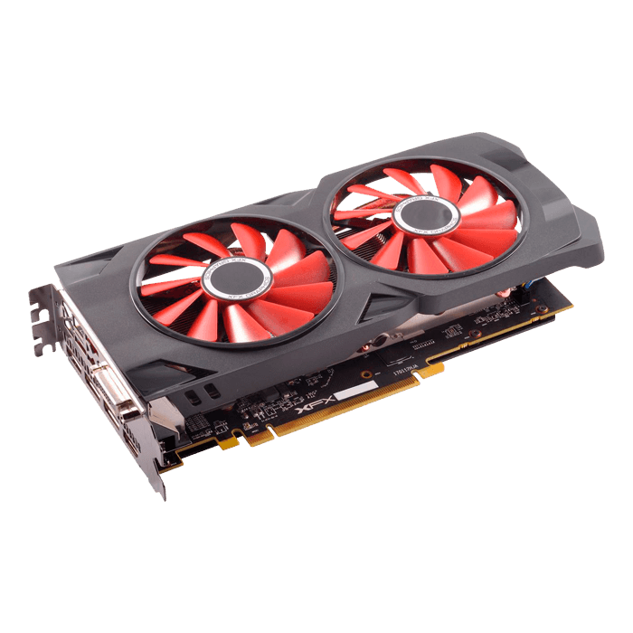 Radeon RX 570 RS XXX Edition RX-570P427D6, 1168 - 1284MHz, 4GB GDDR5 256-Bit, PCI Express 3.0 Graphics Card