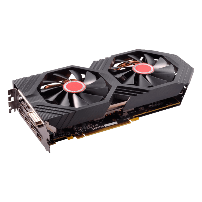 Radeon RX 580 GTS Black Edition RX-580P828D6, 1257 - 1405MHz, 8GB GDDR5 256-Bit, PCI Express 3.0 Graphics Card