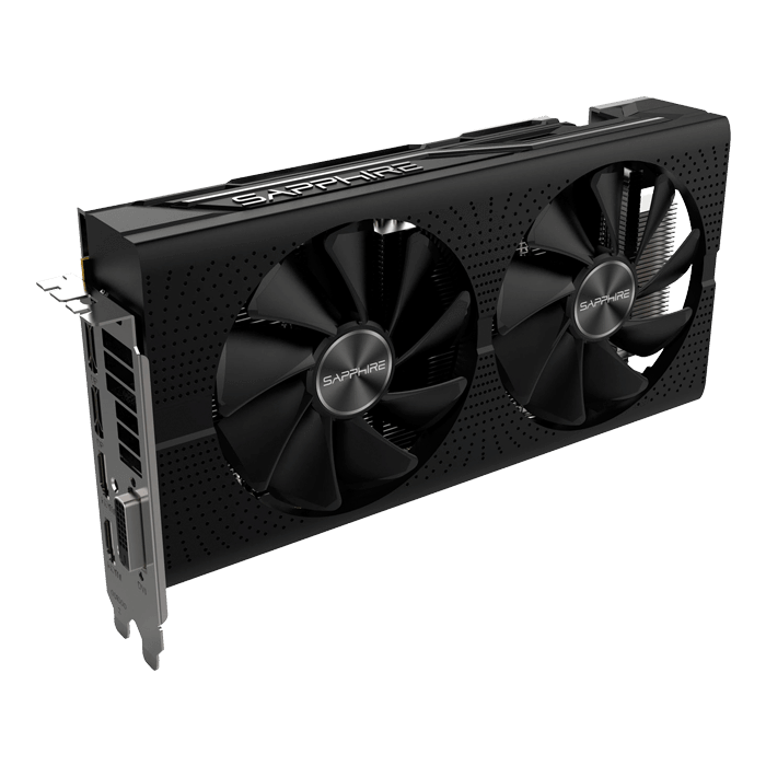 PULSE Series Radeon RX 580 4GD5, 1256 - 1366MHz, 4GB GDDR5 256-Bit, PCI Express 3.0 Graphics Card