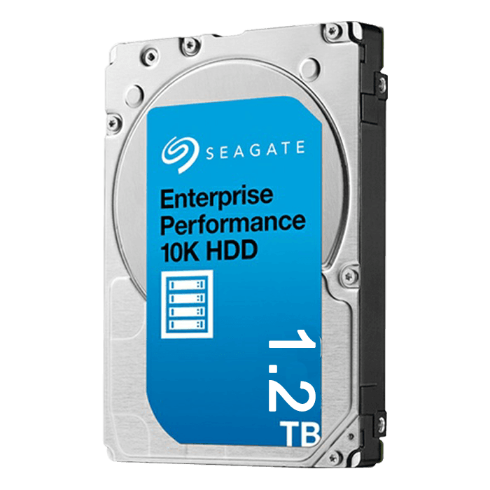 1.2TB Enterprise Performance 10K ST1200MM0129, 10000 RPM, SAS 12Gb/s, 4KN, (eMLC 16GB) 256MB cache, 2.5-Inch OEM HDD